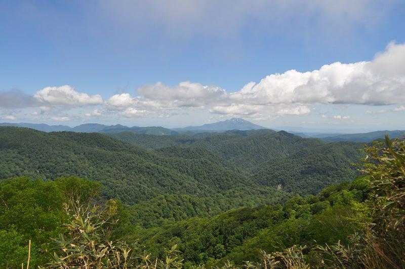 二ツ森からの眺望