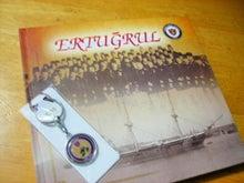 エルトゥールル号来航125年記念品