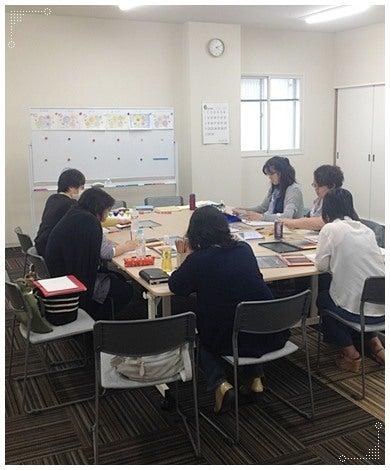 6/13 ぬりえ風景
