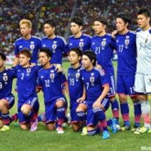W杯 2次予選 日本…