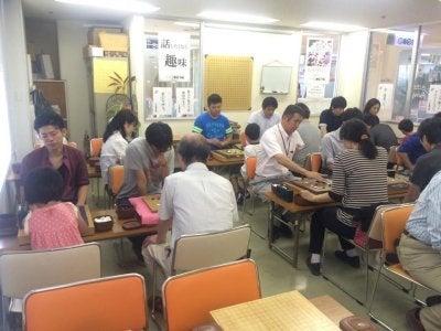 津田沼13路囲碁大会