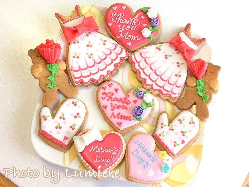 母の日アイシングクッキー2