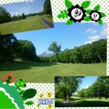 函館で、初ゴルフ♪