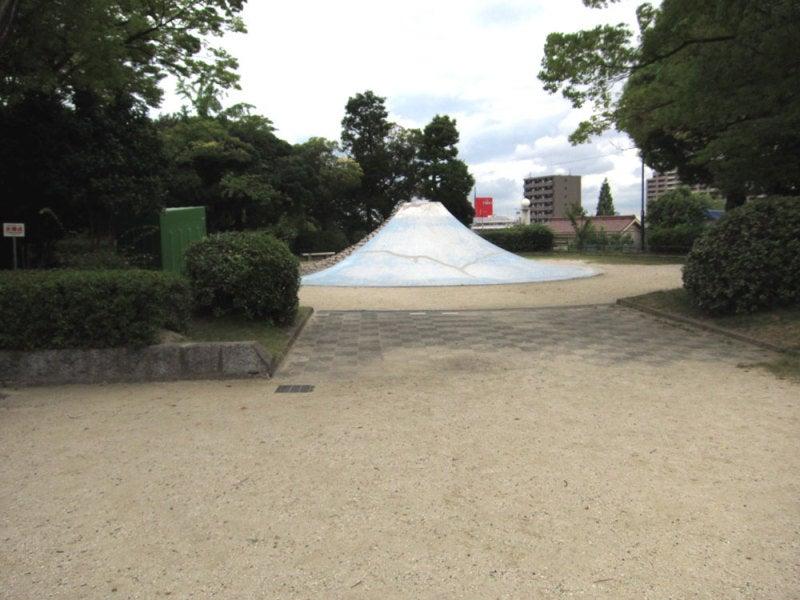 鳴海城/②城跡公園内部