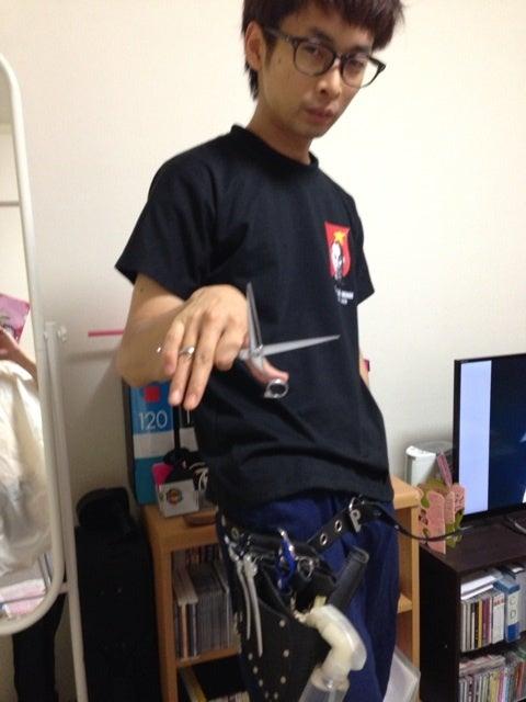 バイク川崎バイク 美容師
