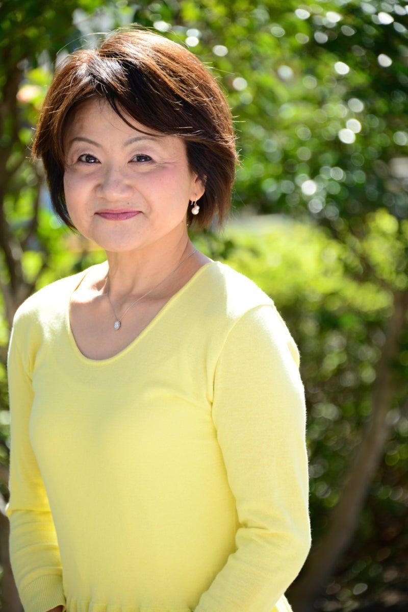 笑顔つなぎ人 田中敬子