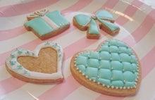 アイシングクッキー教室