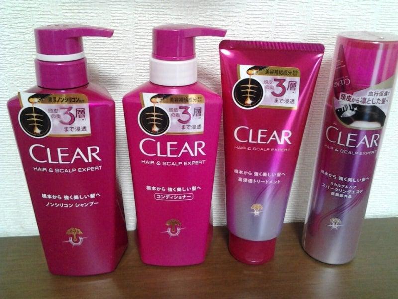 頭皮と毛髪にスペシャルケア「CLEAR ヘア&スカルプ エキスパート」