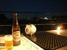 風呂上りビール