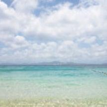 伊計島 大泊ビーチ!