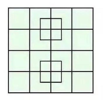 アップル正方形