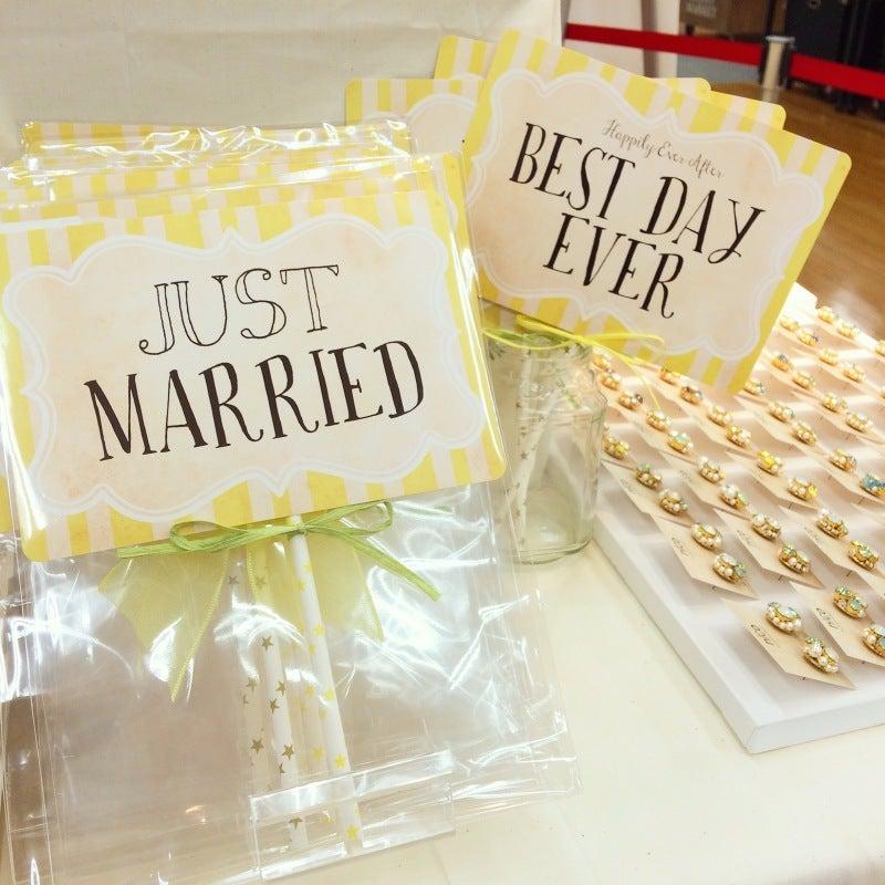 フォトプロップス結婚式