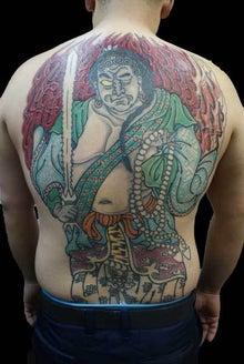 他店 リメイク タトゥー TATTOO 刺青