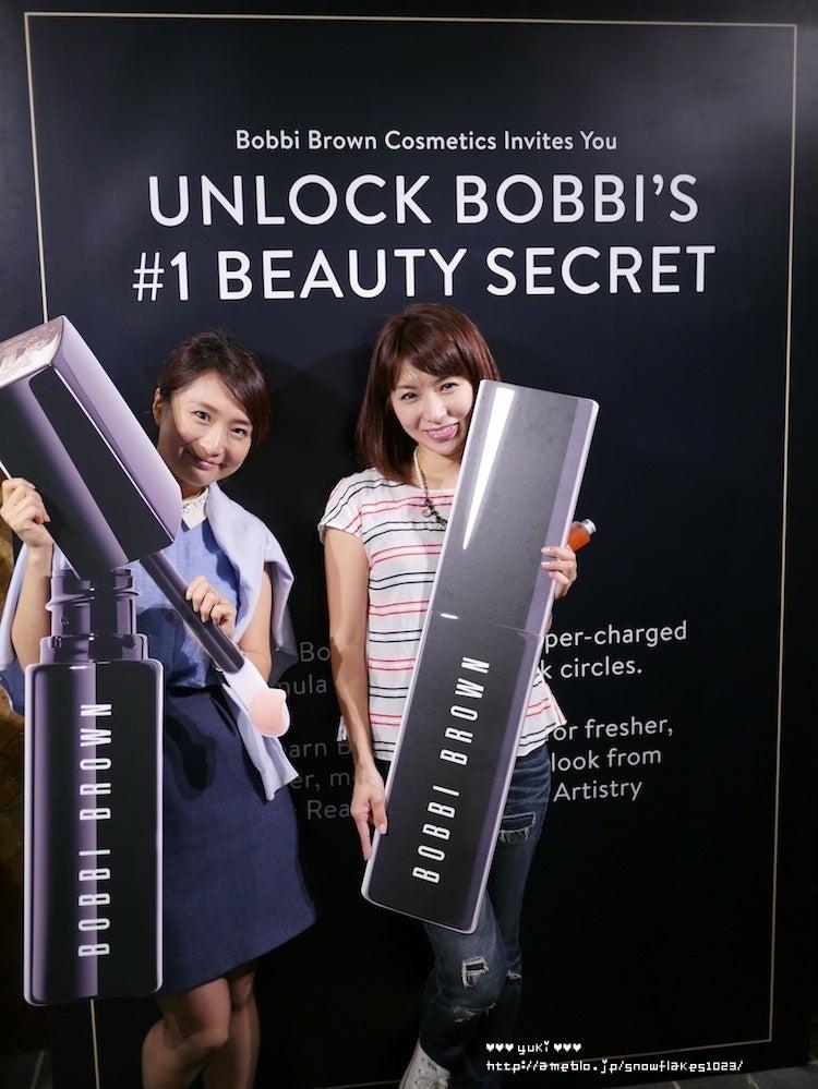 やっぱり最強だ♡BOBBI BROWN新製品発表会