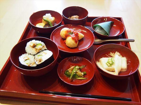 東京都精進料理の料理教室「あそれい精進料理教室」