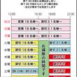 空席情報 (7/29…