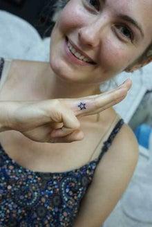 星 タトゥー TATTOO 刺青
