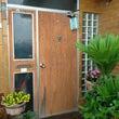 玄関ドアのリフォーム…