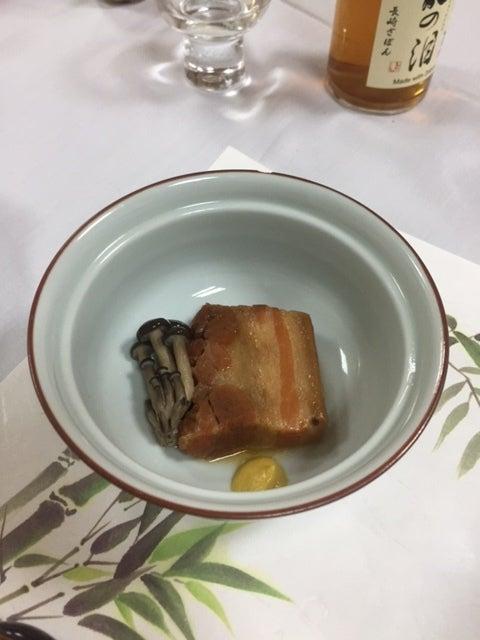 割烹とし_豚の角煮