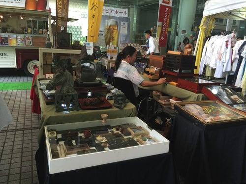 青山骨董祭り3