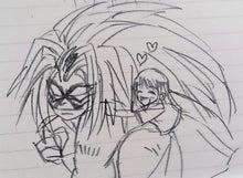真由子ととらのペアが大好き。
