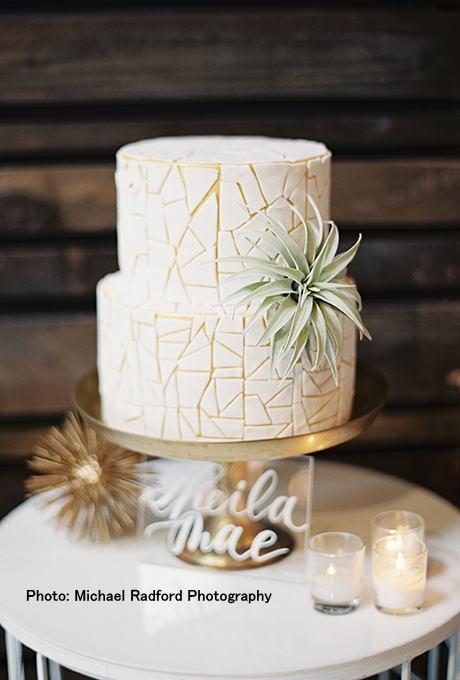 夏ウェディングケーキアイデア