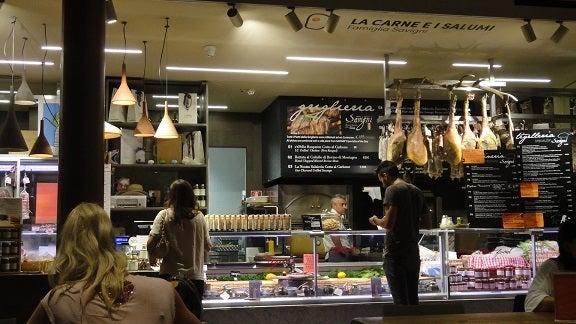 フィレンツェ市場