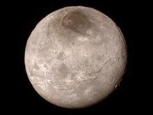 冥王星の衛星です