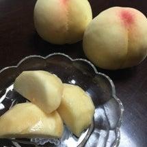桃がピークを迎えてい…