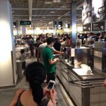 お初!中国IKEA。