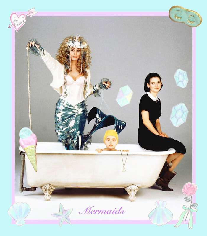 mermaids_collage