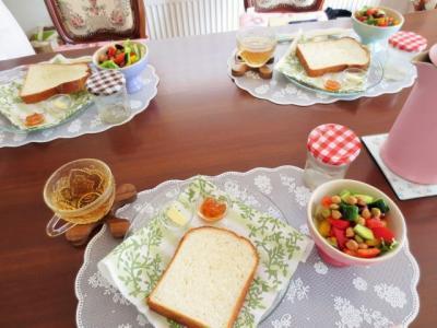 7月19日のパン教室
