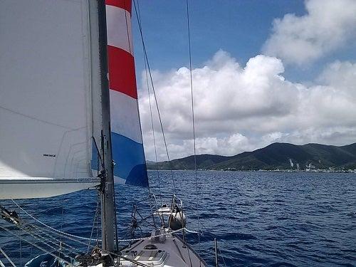 奄美大島ヨット
