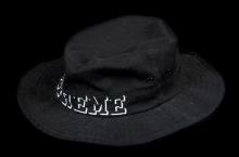supreme twill boonie hat