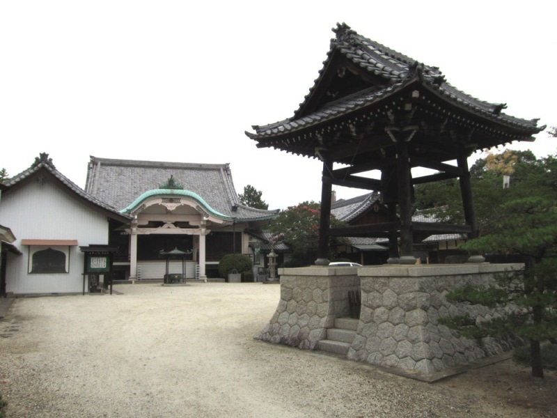 一色城/③神蔵寺本堂