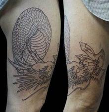 龍 タトゥー TATTOO 刺青
