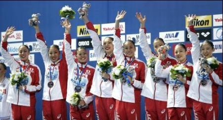 世界選手権団体銅