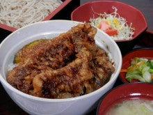 アナゴ丼セット