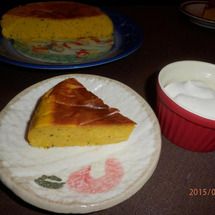 かぼちゃのチーズケー…