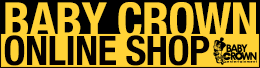 BABY CROWN ONLINE SHOP | 関西拠点のHIPHOPレーベルBABY CROWN.ENTのOFFICIAL WEB STORE所属アーティストのCDやグッズを販売しております。
