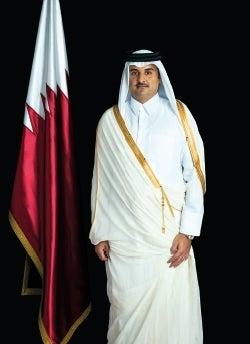 カタール首長タミム・ビン・ハマド・サーニ