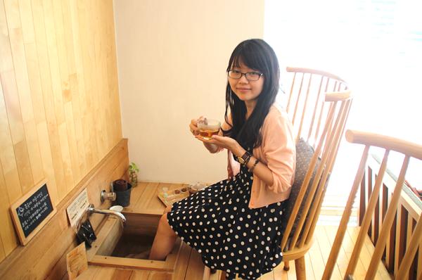 江南 カンナム 韓方茶 カフェ