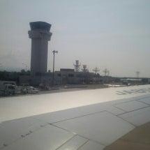 高知龍馬空港に到着や…