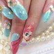 ディズニー nail…