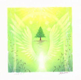 両翼『木』