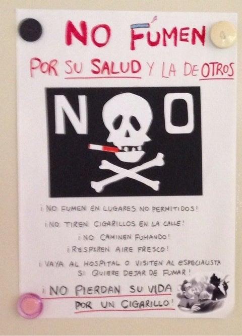 スペイン ポスター 命令
