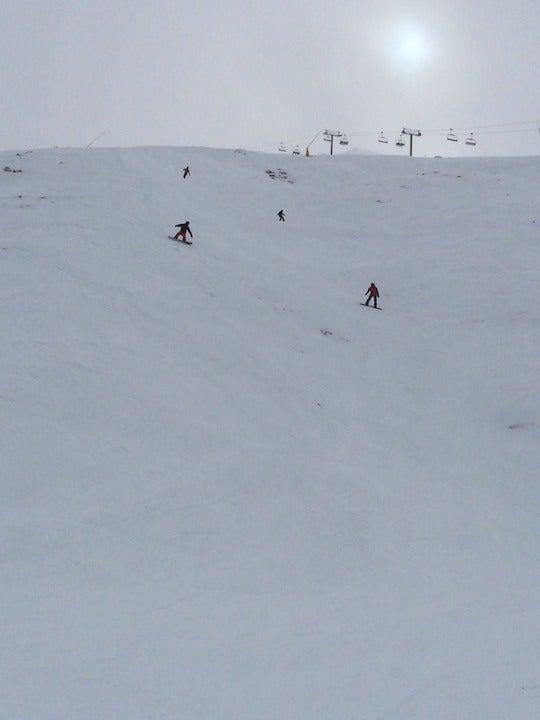 ニュージーランド スノーボード