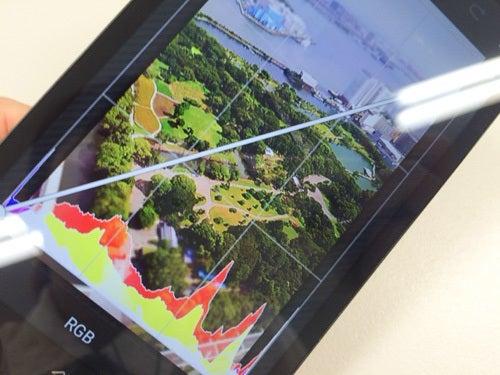 Zenfone 2 Laser画像補正7