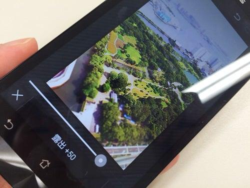 Zenfone 2 Laser画像補正6