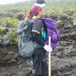 富士山頂で・・・シモ…